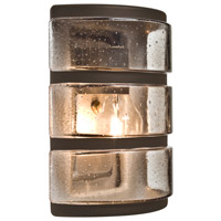 3534 Series 1 Light 9 inch Outdoor Sconce, Costaluz