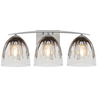 Phantom 6 3 Light 25 inch Satin Nickel Vanity Wall Light