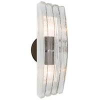 Besa Lighting 785550-BR Sail 2 Light 13 inch Bronze Outdoor Sconce