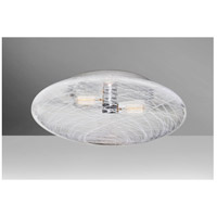 Uno 16 2 Light 16 inch Flush Mount Ceiling Light
