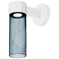 Besa Lighting JUNI10BL-WALL-LED-WH Juni 10 LED 12 inch White Outdoor Sconce
