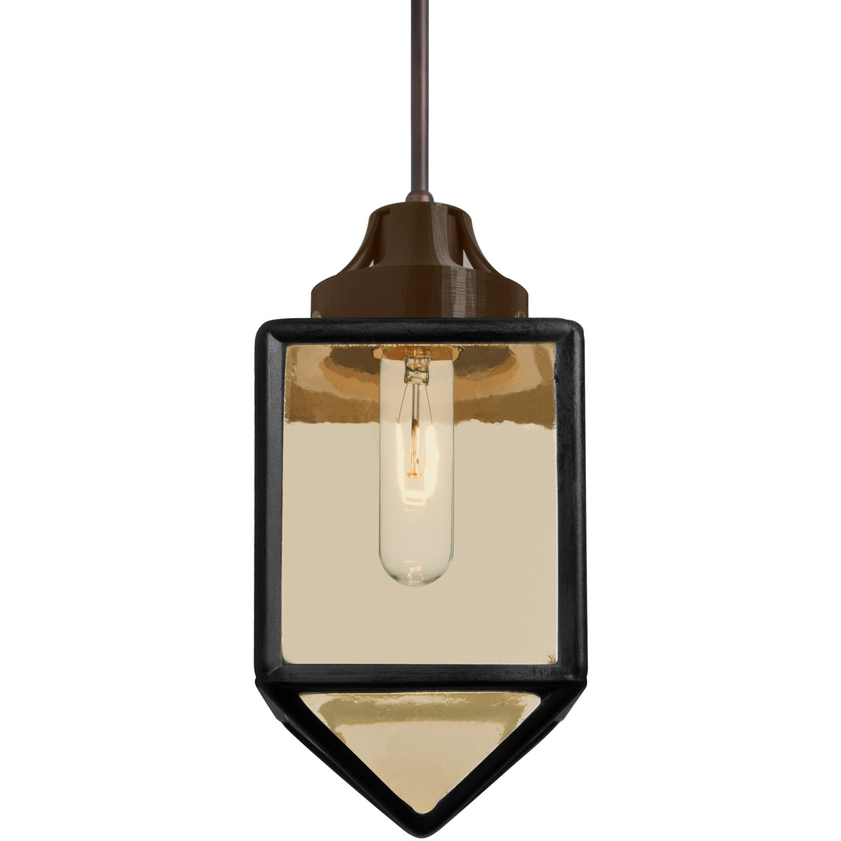 Details About Besa Lighting 1jt Bravobk Br Bravo 1 Light Bronze Pendant Ceiling