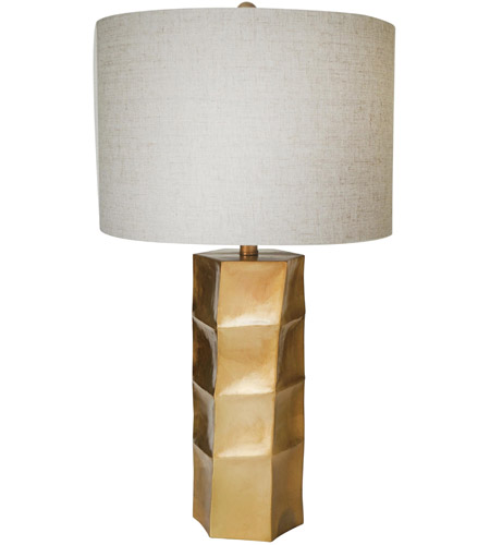 Bethel International Gold Table Lamps