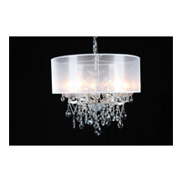Bethel International 10423-C-S 104 Series 25 inch Chandelier Ceiling Light