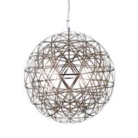 Bethel International MN36SN Canada LED 12 inch Satin Nickel Pendant Ceiling Light