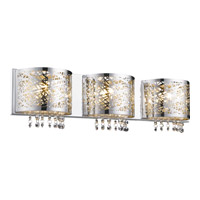 Bethel International Metal Bathroom Vanity Lights