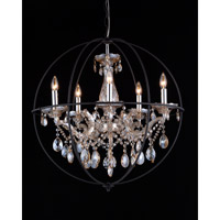 2617 Series 26 inch Chandelier Ceiling Light