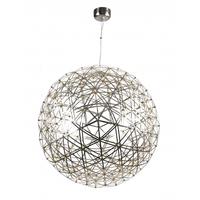 Bethel International MN39SN Canada LED 38 inch Satin Nickel Pendant Ceiling Light