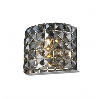Smoke Stainless Steel Wall Sconces