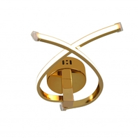 Bethel International Gold Wall Sconces