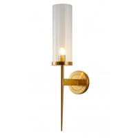 Bethel International MU27 Canada 1 Light 6 inch Antique Brass Wall Sconce Wall Light