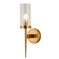 Brass Glass Canada Wall Sconces