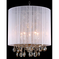 4307 Series 25 inch Chandelier Ceiling Light