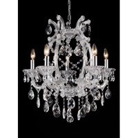 4307 Series 24 inch Chandelier Ceiling Light