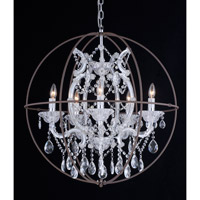 4307 Series 30 inch Chandelier Ceiling Light