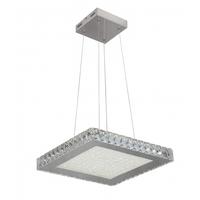 Bethel International FT21 Canada LED 17 inch Clear Pendant Ceiling Light