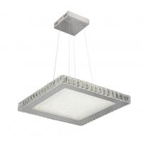 Bethel International FT22 Canada LED 20 inch Clear Pendant Ceiling Light