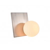 Bethel International DU104SHN Canada 12 inch 40.00 watt Shiny Nickel Table Lamp Portable Light