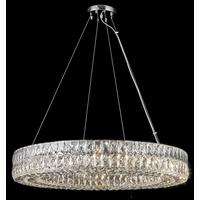 Bethel International LX66 Canada 16 Light 32 inch Clear Chandelier Ceiling Light