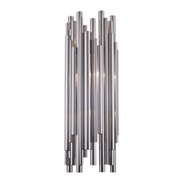 Shiny Nickel Stainless Steel Wall Sconces