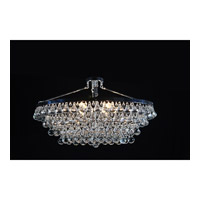 7120 Series 19 inch Semi Flush Mount Ceiling Light