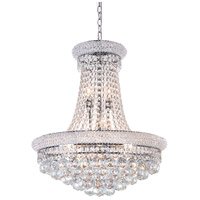 Bethel International BET12CH Canada 13 Light 20 inch Chrome Chandelier Ceiling Light