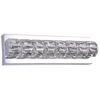 Chrome Din Series Wall Sconces
