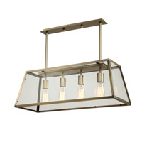 DU Series 12 inch Pendant Ceiling Light, Black Frame