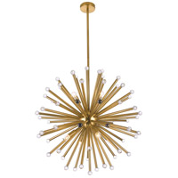 Bethel International Brass Iron Chandeliers