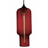Bethel International GL117R Gl Series 5 inch Pendant Ceiling Light
