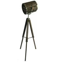 Bethel International JFL139KY-DW Jfl139 Series 57 inch 100 watt Chrome Floor Lamp Portable Light
