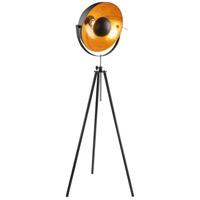 Bethel International JFL141KY-BLK Canada 70 inch 100.00 watt Black Floor Lamp Portable Light