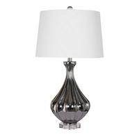 Bethel International JTL13KT-CH Canada 29 inch 100.00 watt Chrome Table Lamp Portable Light