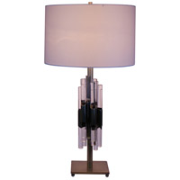 Bethel International JTL27IH-AB Canada 31 inch 100.00 watt Antique Brass Table Lamp Portable Light