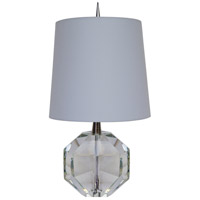 Bethel International JTL40RC-CL Canada 23 inch 100.00 watt Chrome Table Lamp Portable Light