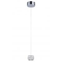 Bethel International KD14 Canada LED 2 inch Clear LED Single Pendant Lighting Ceiling Light
