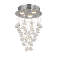 LX Series 13 inch Flush Mount Ceiling Light