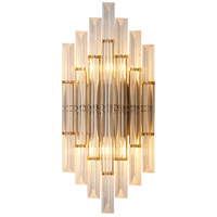Bethel International MU26 Canada 2 Light 4 inch Gold Wall Sconce Wall Light