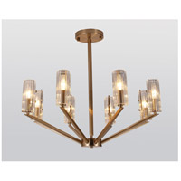 Bethel International Copper Metal Canada Chandeliers