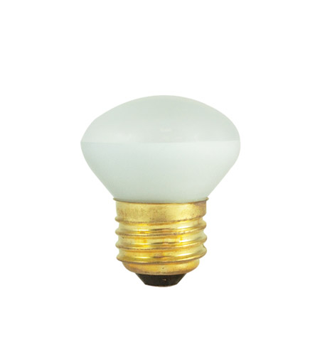 Bulbrite 25R14-10PK Mini-Reflectors Incandescent R14 E26 25 watt 120V 2700K Bulb, Pack of 10