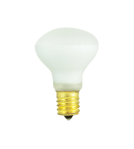 Bulbrite 25R14N Reflectors Incandescent R14 E17 25 watt 120V 2600K Bulb in Clear photo