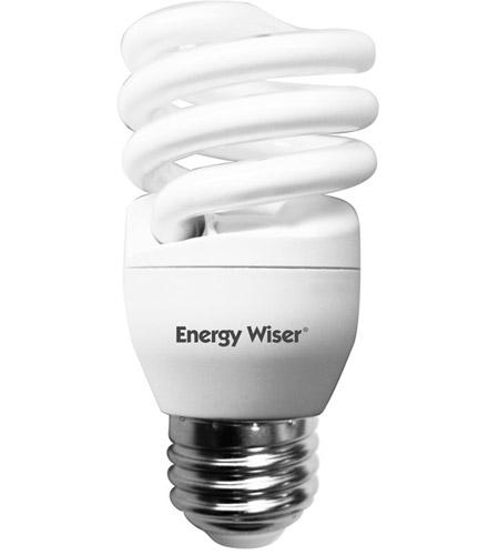 bulbrite cf13ww t2 8pk energy wiser coils cfl t2 coil e26 13 watt
