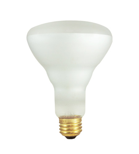 Bulbrite 50BR30FL3 Reflectors Incandescent BR30 E26 50 watt 130V 2700K Bulb in Clear, Flood photo