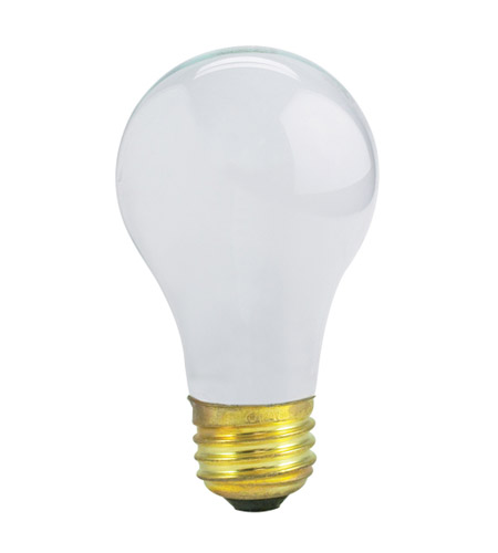 Bulbrite 72A19/3WAY/ECO General Service Halogen A19 E26 72 watt 24V 2900K Bulb in Clear photo