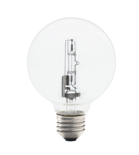 Bulbrite 72G25CL/ECO Globes Halogen G25 E26 72 watt 120V 2900K Bulb in Clear photo