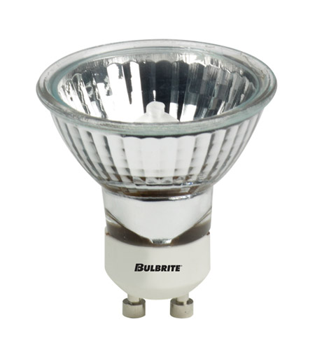 Bulbrite BAB/GU10 MRs Halogen MR16 GU10 20 watt 120V 2700K Bulb in Clear, 2500K photo