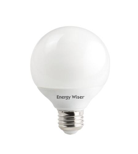 Bulbrite 14W Compact Fluorescent G25 Globe, Soft White CF14G25SW