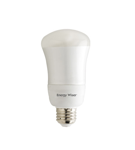 Bulbrite 14W (50W Equivalent) Energy Efficient Compact Fluorescent R20 Reflector, Warm White CF14R20WW photo