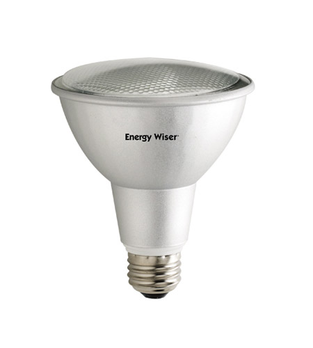 Bulbrite 15W Compact Fluorescent PAR30, Warm White CF15PAR30WW photo