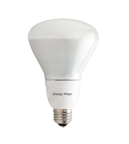 Bulbrite 16W (65W Equivalent) Energy Efficient Compact Fluorescent R30 Reflector, Warm White CF16R30WW